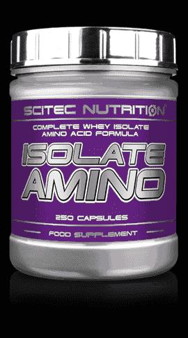 Isolate Amino de Scitec Nutrition