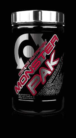 Monster Pack 60 bolsitas
