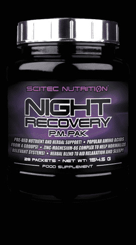 scitec night recovery