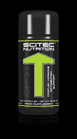 Opti T de Scitec Nutrition aumenta la testosterona