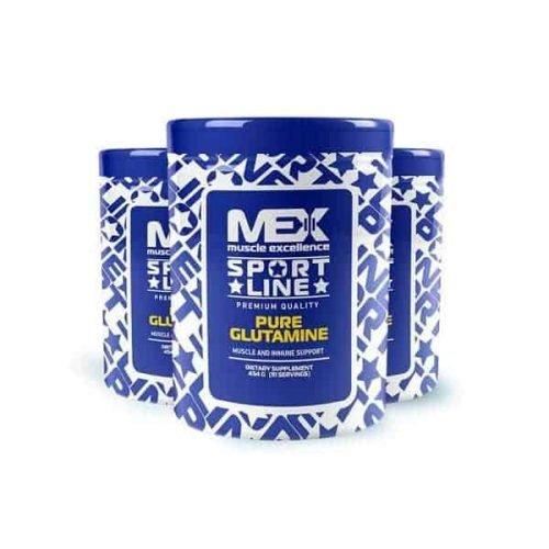 Pure Glutamine MEX 454 gr