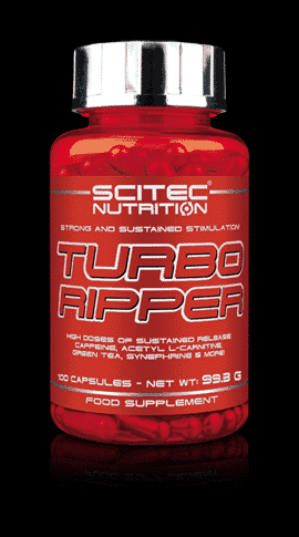 Turbo Ripper Scitec Nutrition