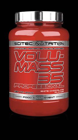 Suplemento de nutrientes para músculos volumass 35 professional