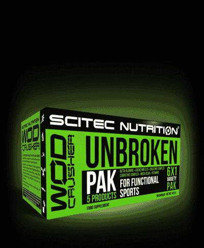 unbroken pak Scitec Nutrition