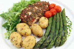 alimentos saludables para una nutrición dietética