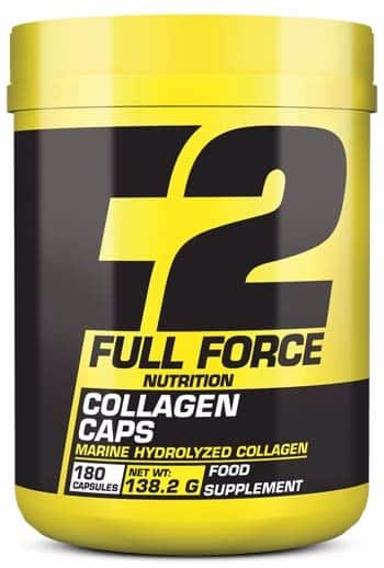 Suplemento para deportistas de colágeno Collagen Caps de full force