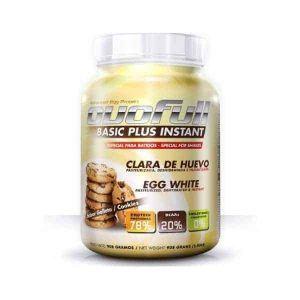 Proteina de clara de huevo Basic Instant Plus
