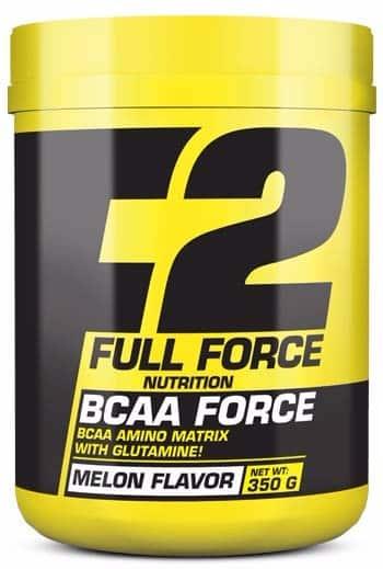 Aminoácidos para deportistas BCAA FORCE