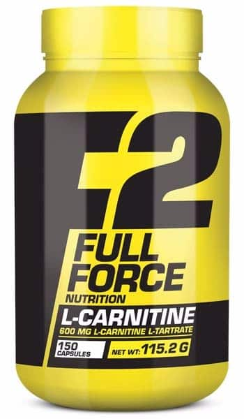 suplemento deportivo para mantenimiento del metabolismo energético carnitine full force