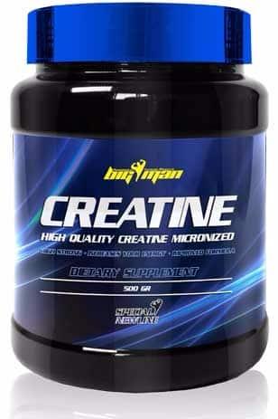Cápsulas de creatina micronizada Creatine 500 gr
