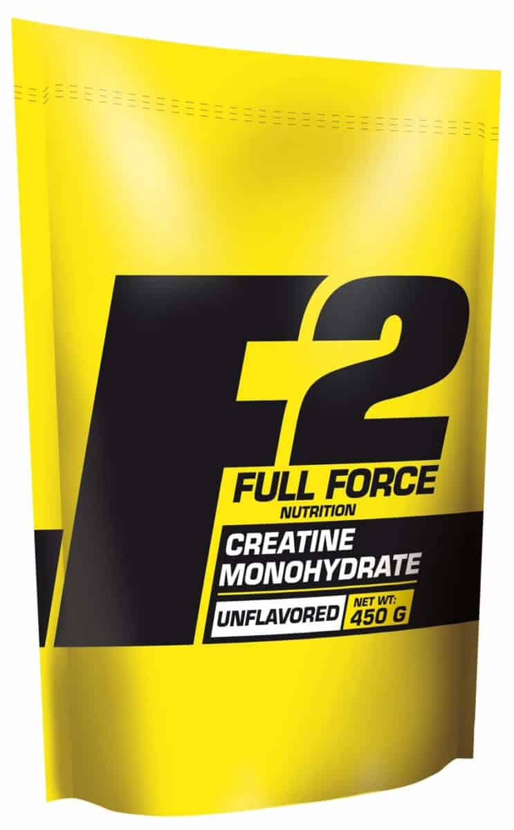 Creatina micronizada para muscular Fullforce Creatine Monohydrate