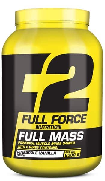Aumentador de masa muscular Full Mass Force