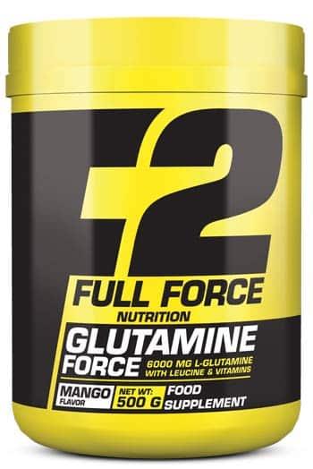 Aminoácidos y vitaminas para deportistas Glutamine Force