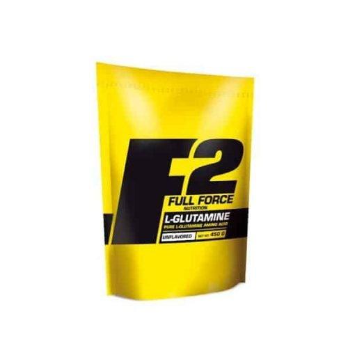 L-Glutamina Full Force 450 gr sin sabor