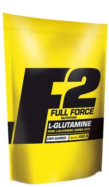 Suplemento deportivo de aminoácidos fllforce l glutamine