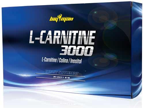Aminoácido carnitina L Carnitine 3000