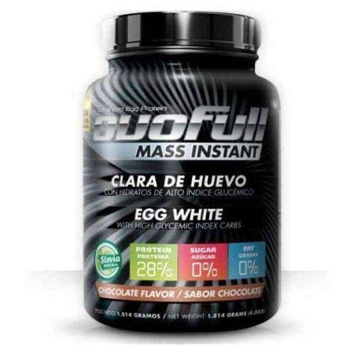 proteína de clara de huevo mass instant