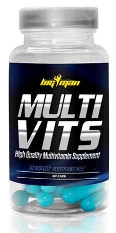suplemento de vitaminas multivits
