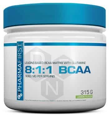 Vitamina B6 para regular la actividad hormonal 8:1:1 BCAA