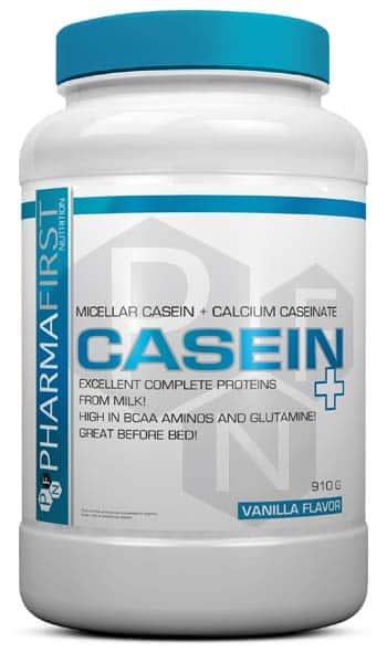 Complemento para deportistas de proteinas Casein+