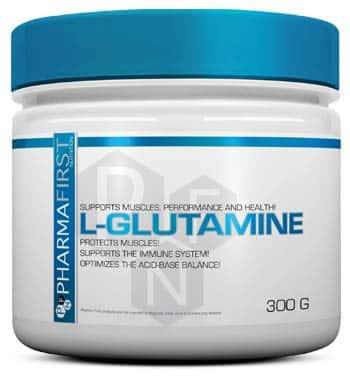 suplementación de protinas L-Glutamine