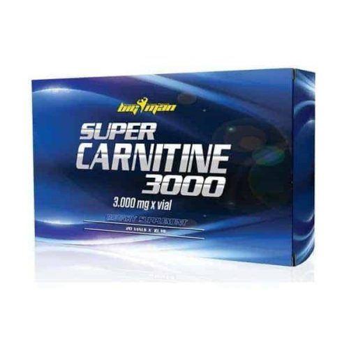 Complejo contra grasas Super Carnitine 3000