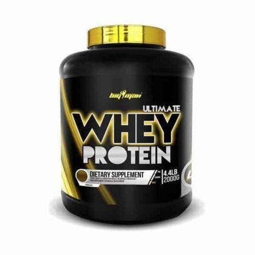 Ultimate Whey Protein de BigMan