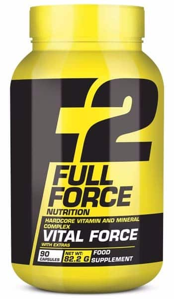 Complejo de vitaminas y minerales vital force full force