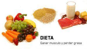 dieta para perder grasa de forma efectiva