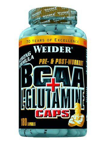 Regenerador y protector muscular BCAA + L-Glutamine
