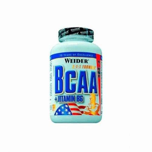 BCAA Weider + Vitamn B6