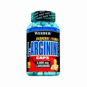 l-arginine-weider