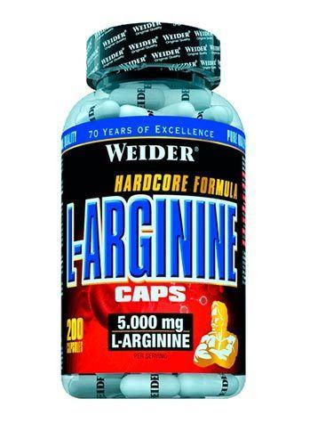 L-Arginine 100 Caps