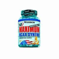 maximum BCAA Synttho 120 Caps Weider