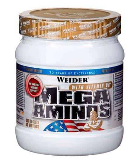 Proteina para deportistas Mega Aminos