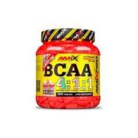 BCAA 4:1:1 Amix Pro aminoácidos ramificados
