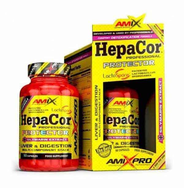 HepaCor Protector de Amix Pro es una protector hepático que nos ayuda a tener un hígado mucho más sano y una vida más saludable.
