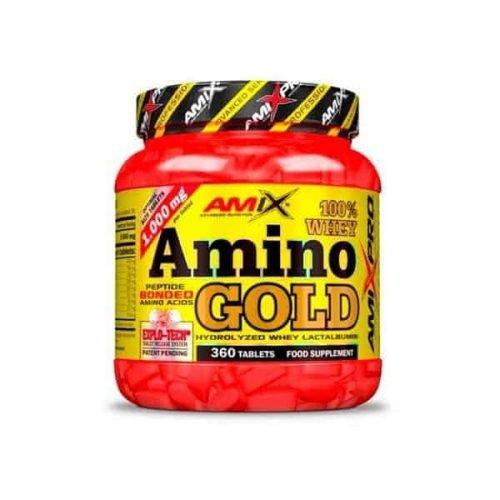 Whey Amino Gold Amix Pro series
