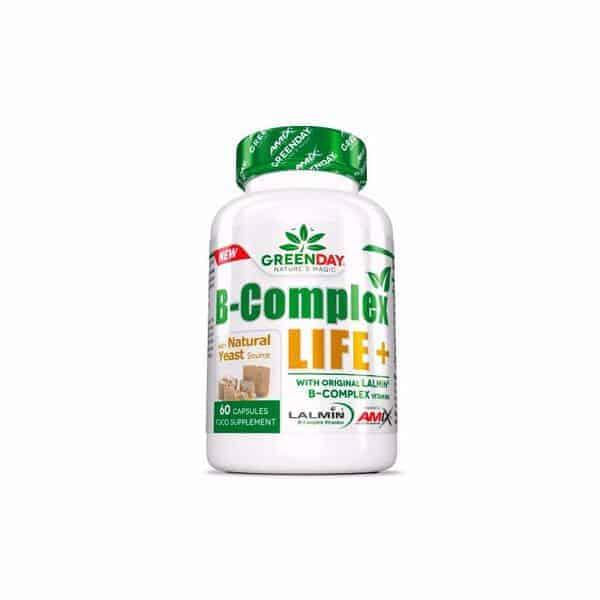Amix GreenDay vitaminas b-complex-life complejo de vitaminas B