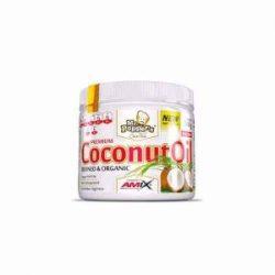 Coconut Oil Amix Mr Popper's es un aceite de coco refinado para nuestras dietas