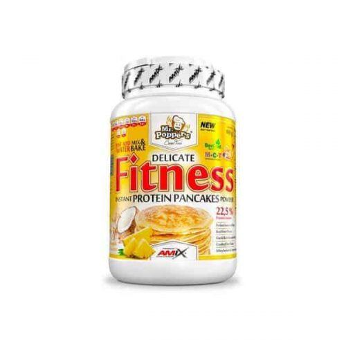 Fitness Protein Pancakes son tortitas con mas proteínas de Amix Mr Poppers