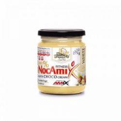 NocAmix white chocolate es una nocilla de chocolate blanco pero sana y saludable
