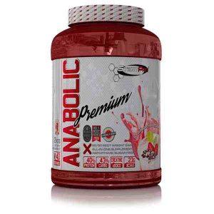 Anabolic Premium Startpro es un carbohidrato complejo con creatina