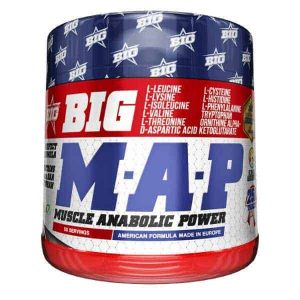 map muscle anabolic power de big