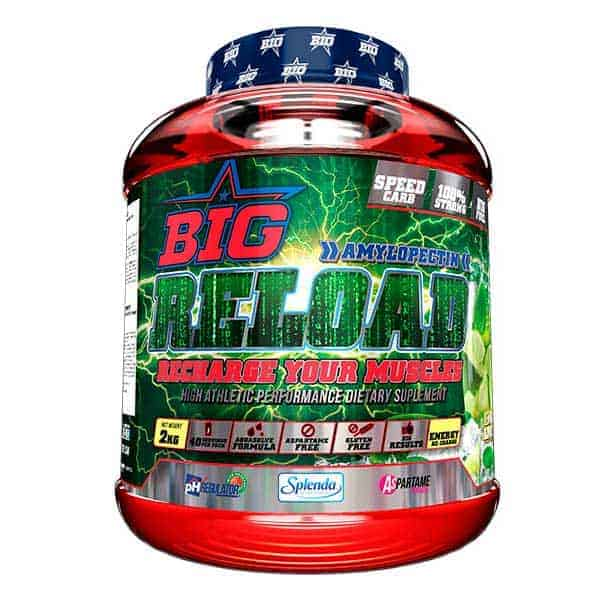 Reload Aminopectina carbohidrato de Big