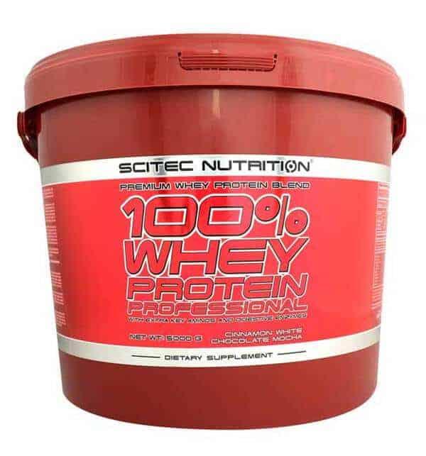 100 whey scitec nutrition