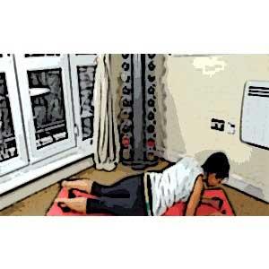 ejercicios de gimnasio para adelgazar barriga
