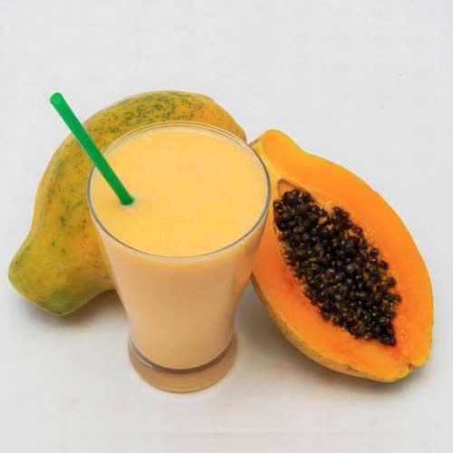 batido de papaya para adelgazar