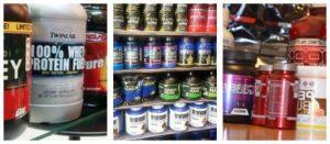 donde comprar proteinas para gym