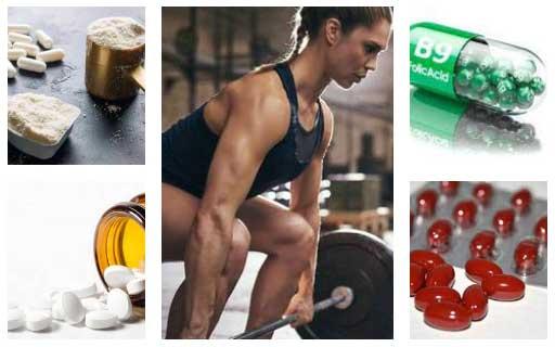 suplementos definicion muscular